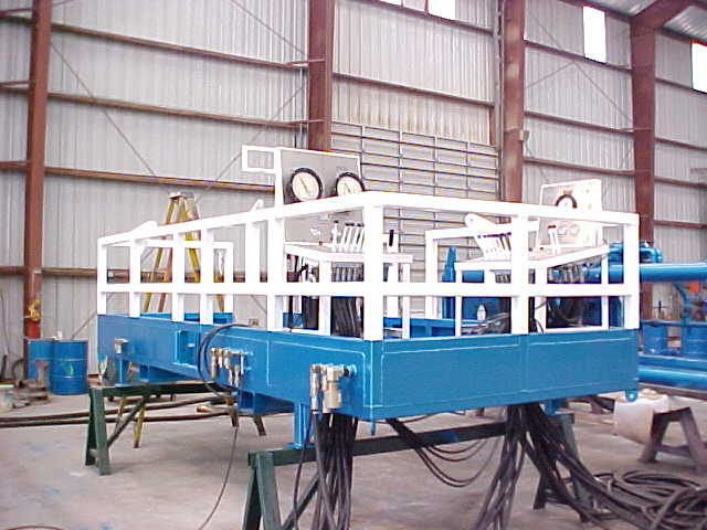 460 Snubbing Unit Basket