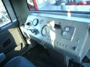 Slickline Unit Truck Mounted Control Panel